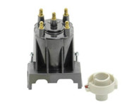 Mercruiser Volvo OMC GM Delco 3.0L 4cyl Ignition Distributor Cap Rotor 811635Q 2
