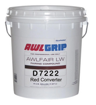 Awlgrip  Awlfair LW Fast Fairing Compound Red Converter 2 Gallon D7222/2GLUS MD