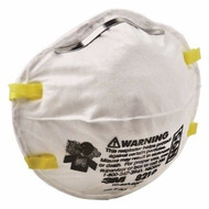 3M Disposable Particulate Respirator 8210, N95 Noseclip BOX of 20 Boat 46457 MD