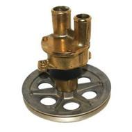 "NIB OMC 5.0L 5.8L V8 FORD Raw Water Pump 6.5"" V Pulley 3858847 Inboard"
