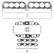 NIB Pleasurecraft 7.4L V8 Gasket Head Set GM HO Gen VI w/Rect Felpro 17201