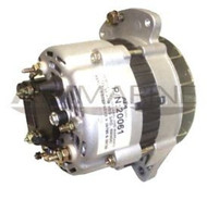 Alternator Mando 12V 55A used on Westebeke Replaces 39139 API Marine 20061 EI