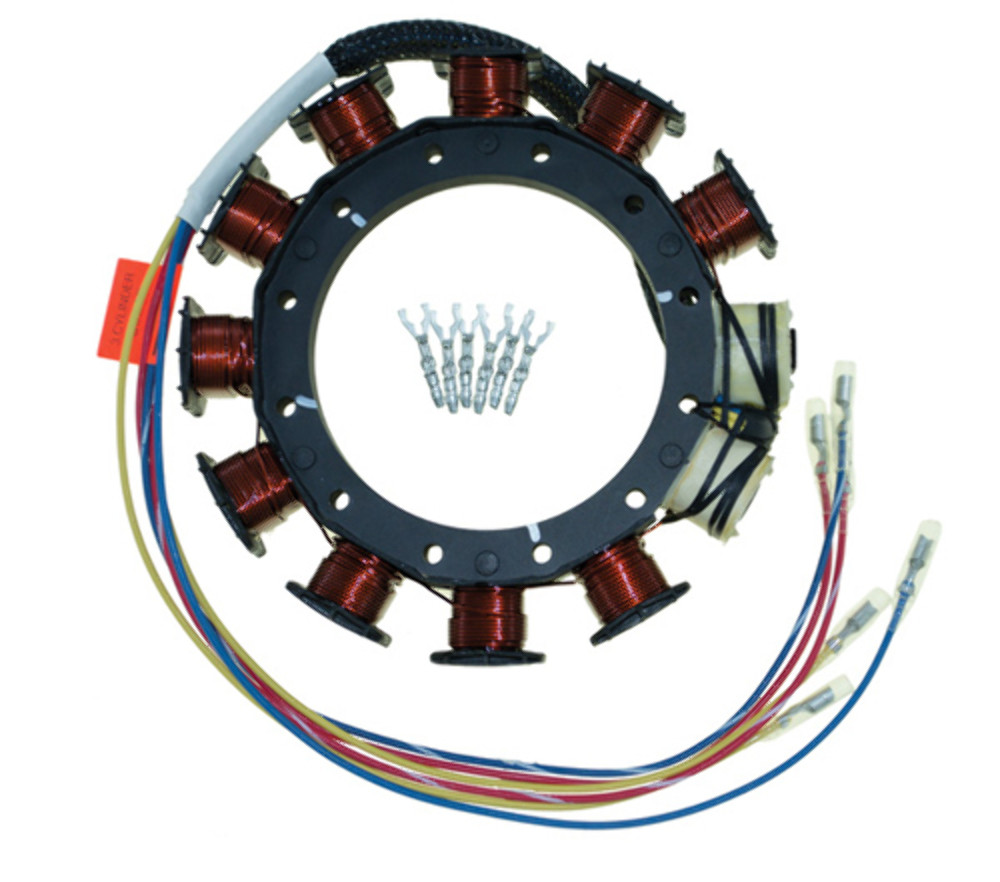 NIB Force 50-60-85-90-125-150HP Coil Ignition w//Brkt /& Wire 182-4475 300-888791
