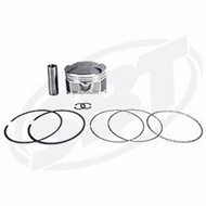 Honda Piston & Ring Set 02-06  F12/R12  13101-MAT-E00 Steel Rings 47-600 SBT