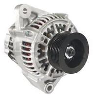 API Honda O/B 200-225 HP 2002-2010 12V 90-Amp Serpentine Pulley 31630-ZY3-003 EI
