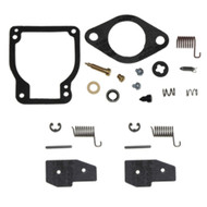 Mercury 2-4 Cyl 30-40-50-60-75-90-115-125HP Carburetor Kit 1395-823635 4, 40650