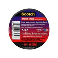 "3M Marine Scotch Mid-Grade Linerless Rubber Slicing Tape 2155 3/4"" x 15‰Ûª MD"