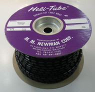"""1/2"""" Heli-Tube Spiral Cable Wrap 100' Roll Ultra Violet Resistant HT 1/2 UR MD"""