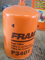 FRAM P3401 Fuel Filter Spin On Outboard