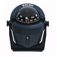 Ritchie Explorer Compass B-51 Bracket Mount Traditional Black MD