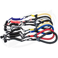 SBT Sea-Doo  Lanyard Wrist/ Vest (non DESS) Yellow/Purple 12-116