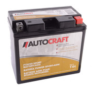 HAZMAT, BATTERY  PWC Battery Sealed 16 Amp-Hr.GT/SP/XP/GTS/GTX/Explorer/SPI/SPX  SB16CL-BS SBT
