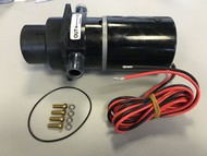 Jabsco 37041-0010 Electric Pump 12V Macerator ONLY for Toilet 37010 Head Boat MD