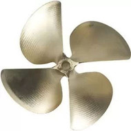 Acme Inboard Propeller 14.5x14.25 .150 Cup 4 Blade 1-1/8IN Splined Bo 1479 LC