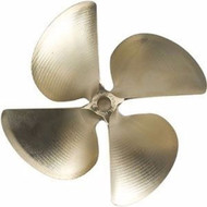 Acme Propeller 13.5x14.25 LEFT Hand Cup .105 4 Blade Bore 1-1/8 1579 LC