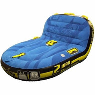 Body Glove Dual Lounger for 2 riders inflatable dual reaction BGCT88 MD