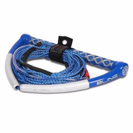 Airhead Bling Spectra Wakeboard blue Ropes 75' 5 section AHWR-13BL MD
