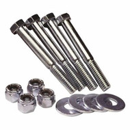 """4-PACK Tie Down Engineering 1/2"""" X 3-1/2"""" Hex Head Bolts 86257 Trailer Marine MD"""