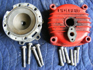 CANNOT FIND ANY OF 3 AV.  2001 Polaris Virage Jet Ski Cylinder Head 1 HEAD ONLY
