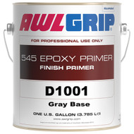 Awlgrip  545 Anti-Corrosive Epoxy Primer Gray Base Gallon D1001/1GLUS MD