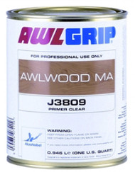Awlgrip  Awlwood MA Exterior Clears System Primer Clear Quart J3809 /1QTUS MD