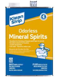 4 Damprid Odrless Mineral Spirits 1Gl@4 GKSP94006 LC