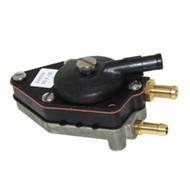 "Johnson Evinrude 3/8"" Fuel Pump 3 Nipple 398385 438559 433390 External Pulse"
