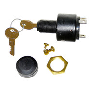 Mercruiser GM & ALL Inboard Sterndrive 4Cyl/V8 Ignition Key Switch SHORT 3 Pole