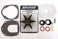 Mercury OE 4 STRK 30-40-50-60-75 Impeller Repair KIT 43026Q06 8M0100526 Lower LC