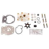 BRP Johnson Evinrude 20-35 HP 1983&UP Water Pump Kit W/Housing 393630 777803 MD