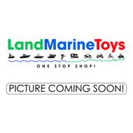 "Boater Sports 54032 Open Base Cleat Length 4-1/2"" Chrome Plated Zamak MD"
