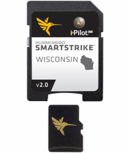 Minn Kota Smartstrike Digital Map Card Wisconsin 600041-2 LC