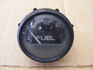 Faria Instrument Black Face Blue Fuel Marine Gauge Boat Meter Indicator
