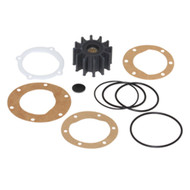 NIB Volvo AQ 430 500 570 Circulat Water Pump Impeller Kit Splined 3862281 825940