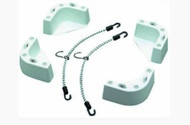 Cooler Mounting KIT w Straps UNIVERSAL FIT Boat Marine Seachoice 76991 LC