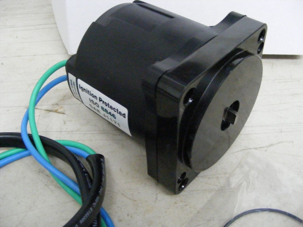 Honda 75-90-115-130 HP Power Trim 36120-ZW1-703 Motor 18-6780 Mallory9-18103