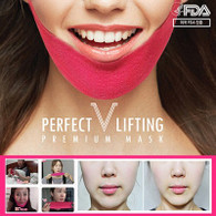 Avajar Perfect V Lifting Premium Mask韓國V面面膜(5pcs)