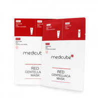 MEDICUBE RED CENTELLACA MASK 去印美白積雪草修復面膜