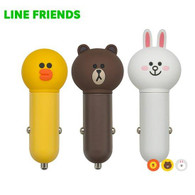Line Friends brand tube  Car Charger
