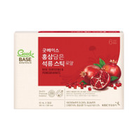 韓國Goodbase 正官庄 - Korean Red Ginseng With Pomegranate紅蔘石榴口服液(一盒30包*10ml)