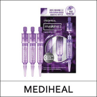 [MEDIHEAL] Masking Layering Ampoule Poreminor Shot (4ml*3each)