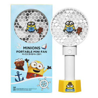 韓國 Korea Minions Desktop & Handy Fan 座枱 手提 電風扇