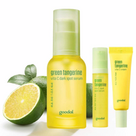 Goodal Green Tangerine Vita C Dark Spot Serum 青檸維他命C修護精華套裝