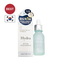 韓國 9wishes Ampule serum Hydra Glowing deep hydration 保濕安瓶精華 25ml
