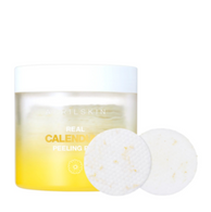 APRIL SKIN - 金盞花去角質收毛孔保濕爽膚棉 April Skin Real Calendula Peeling Pad