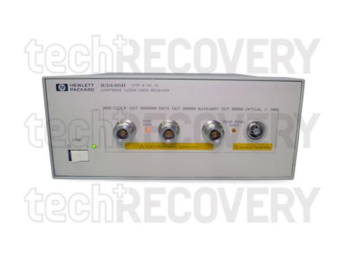 83446B Lightwave Clock Data Receiver 622 Mb S