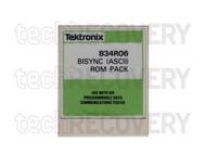 834R06 Bisync (ASCII) Rom Pack | Tektronix