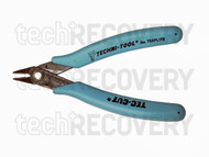 "Techni-Tool ""Tec-Cut"" 758PL172 Flush Cutters 20AWG Electrical Wire/ Fluke"