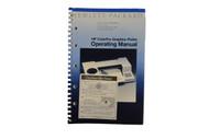 HP ColorPro Graphics Plotter Operating Manual