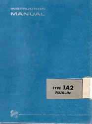 1A2 Plug-In, Instruction Manual | Tektronix